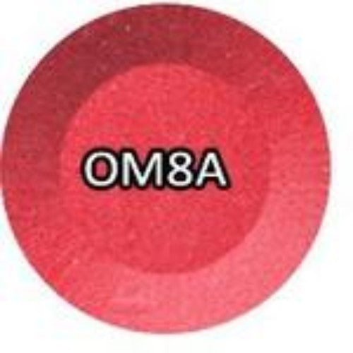 Chisel 2in1 Acrylic/Dipping Powder, Ombré, OM08A, A Collection, 2oz  BB KK0809