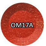 Chisel 2in1 Acrylic/Dipping Powder, Ombré, OM17A, A Collection, 2oz BB KK0809