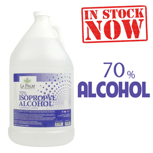 La Palm 70% Isopropyl Alcohol, 1Gal KK