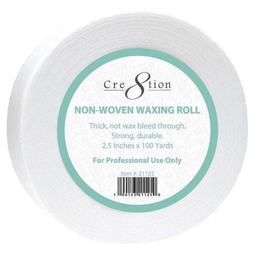 "Cre8tion Non-woven Perforated Waxing Roll, 100y x 2.75"", 21125 KK0912"