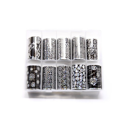 NCI Nail Art Transfer Foil, Large, Collection 06 OK0424VD