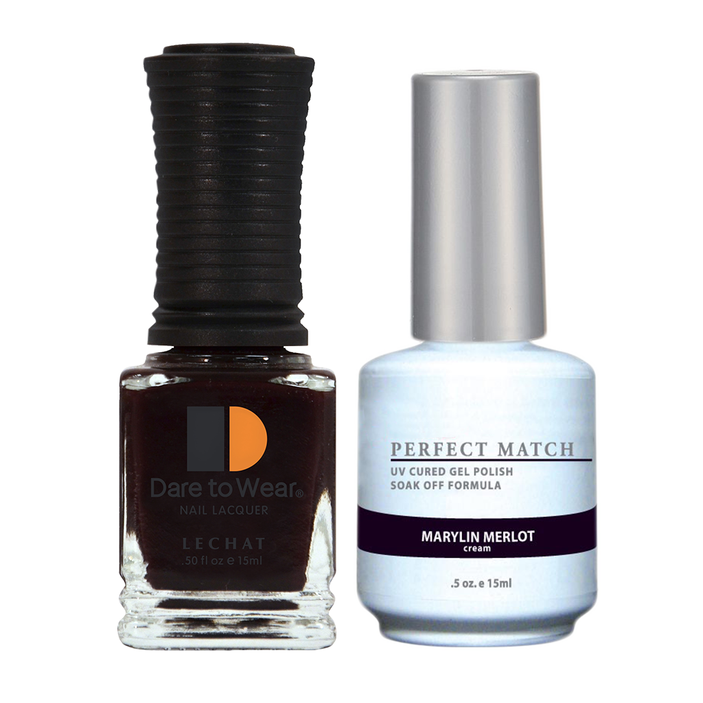 LeChat Perfect Match Nail Lacquer And Gel Polish, PMS004, Marilyn ...