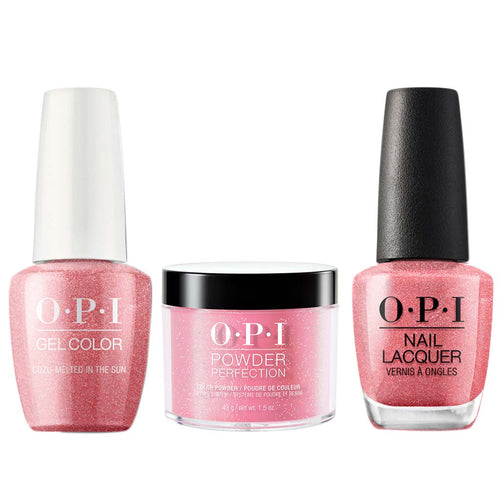OPI 3in1, M27, Cozu-Melted in Sun
