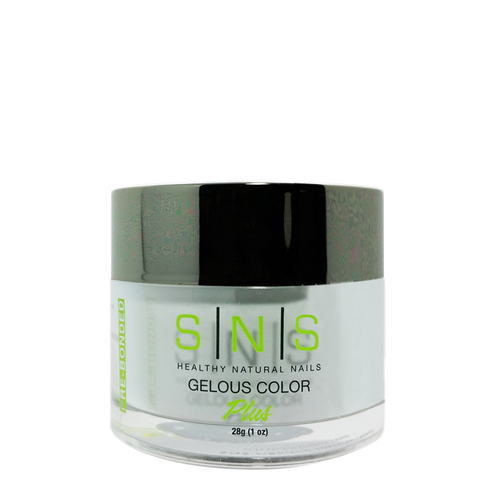 SNS Gelous Dipping Powder, MC01, Matte Collection, 1oz BB KK0325