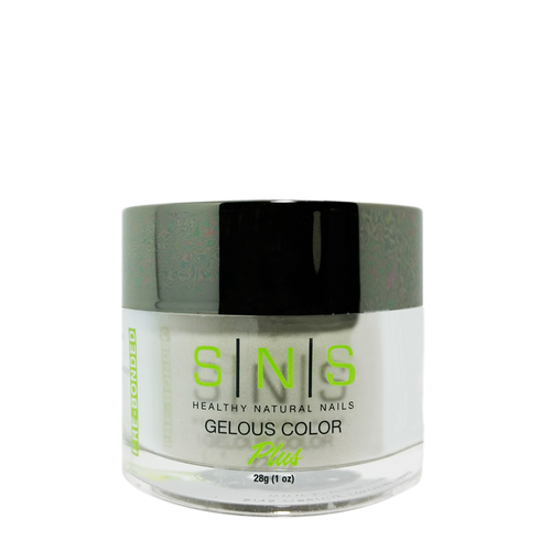 SNS Gelous Dipping Powder, MC03, Matte Collection, 1oz BB KK0724