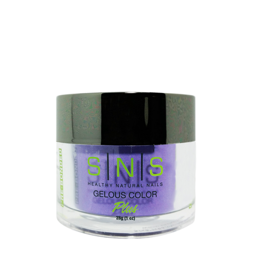 SNS Gelous Dipping Powder, MC04, Matte Collection, 1oz BB KK