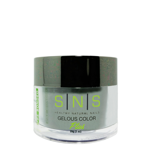 SNS Gelous Dipping Powder, MC05, Matte Collection, 1oz BB KK0724