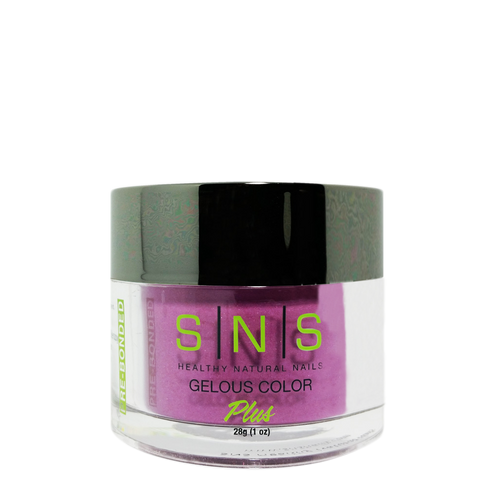 SNS Gelous Dipping Powder, MC06, Matte Collection, 1oz BB KK0325