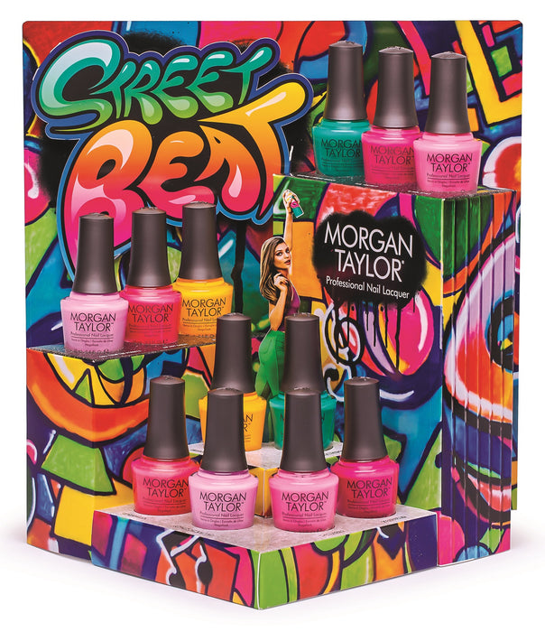 Morgan Taylor, 50225, Street Beat Collection, Give Me A Break Dance, 0.5oz
