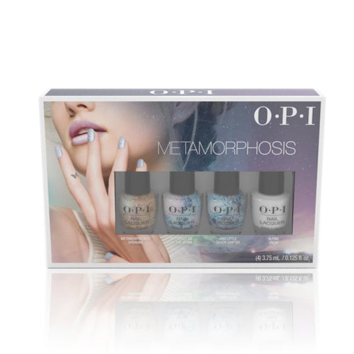 OPI Nail Lacquer 2, Metamorphosis Colection, Full line of 6 colors (from NL C75 to NL C80), 0.5oz