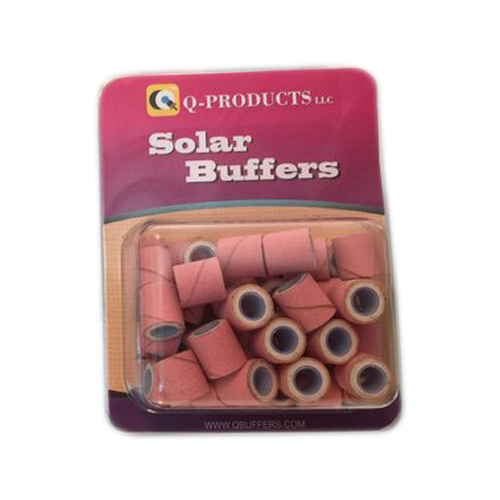 Q-Products, Q-Buffers™ Mini Solar Smooth Buffer, #7