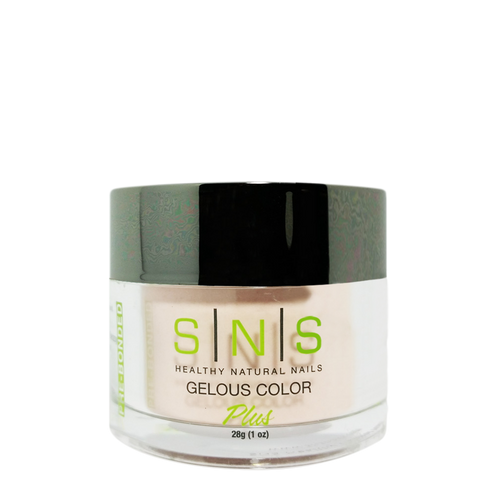SNS Gelous Dipping Powder, NC10, Nude Neutral Collection, 1oz KK