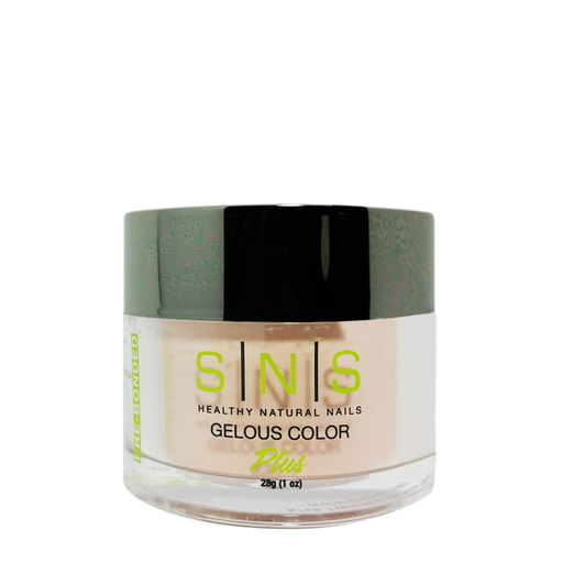 SNS Gelous Dipping Powder, NC13, Nude Neutral Collection, 1oz KK