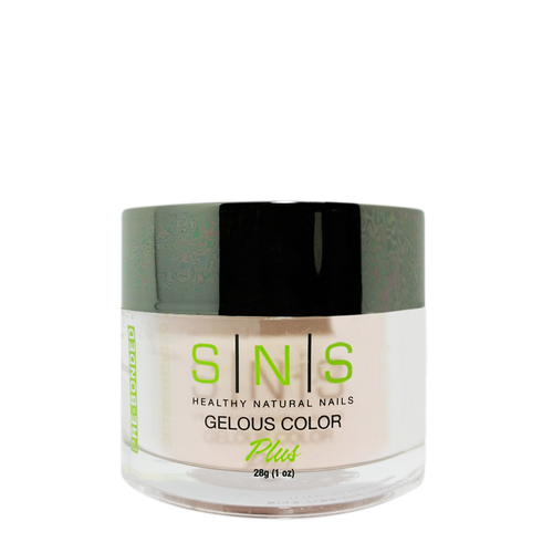 SNS Gelous Dipping Powder, NC14, Nude Neutral Collection, 1oz KK