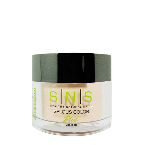 SNS Gelous Dipping Powder, NC15, Nude Neutral Collection, 1oz KK0724