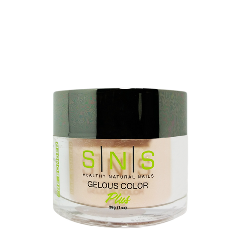 SNS Gelous Dipping Powder, NC17, Nude Neutral Collection, 1oz KK