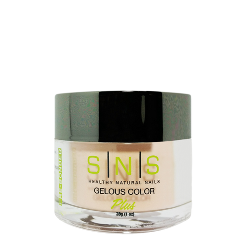 SNS Gelous Dipping Powder, NC18, Nude Neutral Collection, 1oz KK