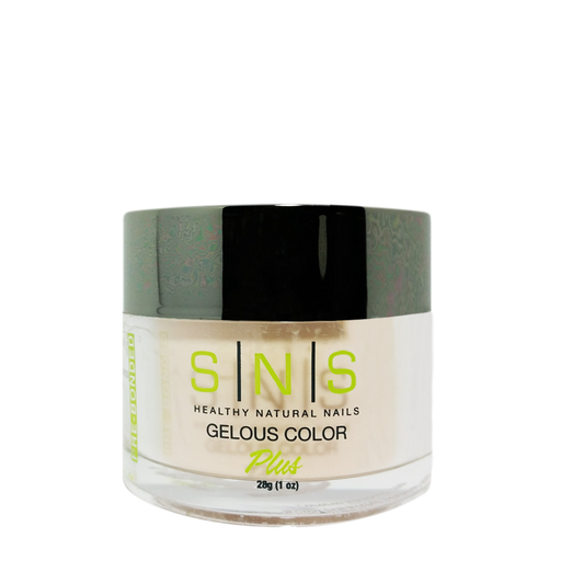 SNS Gelous Dipping Powder, NC19, Nude Neutral Collection, 1oz KK0724
