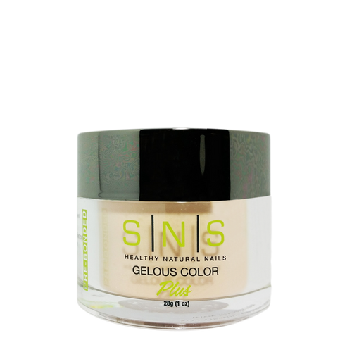 SNS Gelous Dipping Powder, NC01, Nude Neutral Collection, 1oz KK