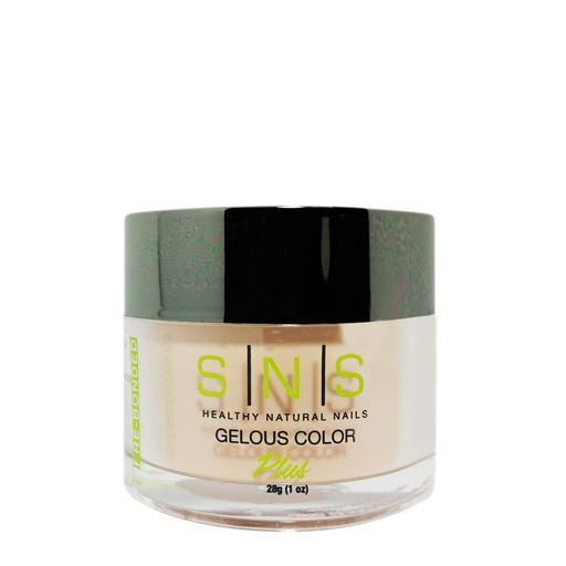 SNS Gelous Dipping Powder, NC21, Nude Neutral Collection, 1oz KK