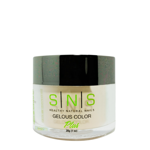 SNS Gelous Dipping Powder, NC03, Nude Neutral Collection, 1oz KK0724