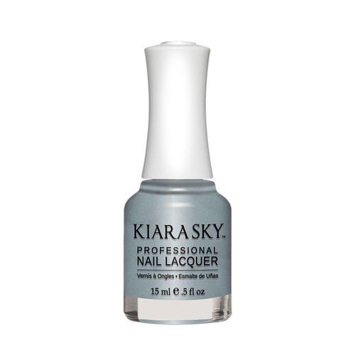 Kiara Sky Nail Lacquer 3, N581, Carousel Collection, Thrill Seeker, 0.5oz KK1106