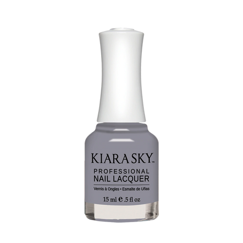 Kiara Sky Nail Lacquer 1, Snow Place Like Home Collection, N599, Warm N' Toasty, 0.5oz OK1211