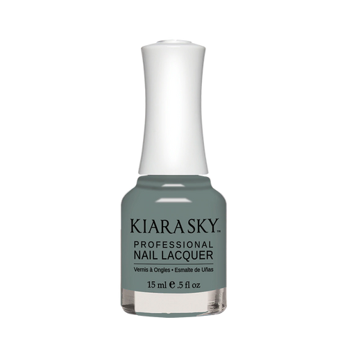 Kiara Sky Nail Lacquer 1, Snow Place Like Home Collection, N602, Ice For You, 0.5oz OK1211