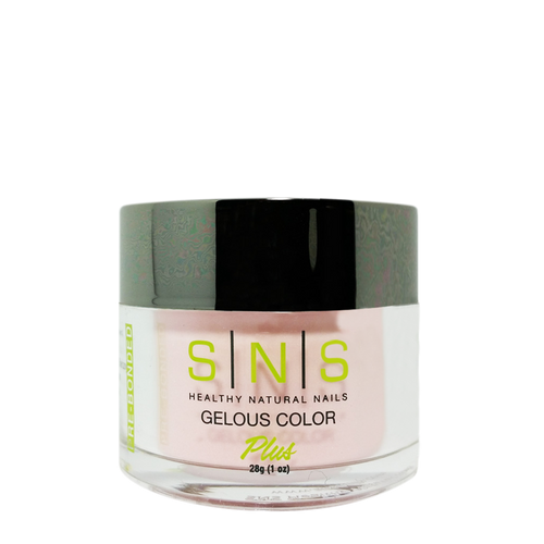 SNS Gelous Dipping Powder, NC06, Nude Neutral Collection, 1oz KK