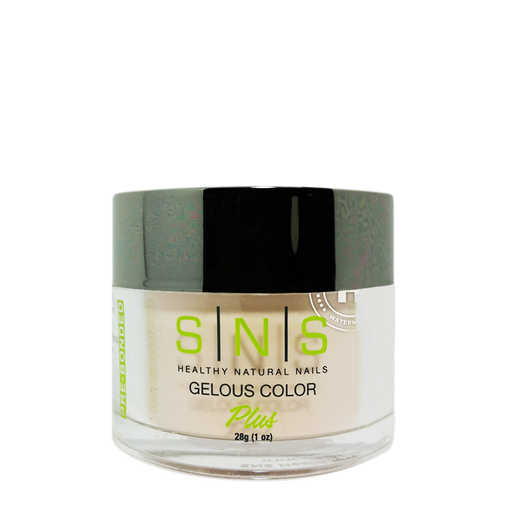 SNS Gelous Dipping Powder, NC07, Nude Neutral Collection, 1oz KK0724