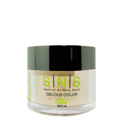 SNS Gelous Dipping Powder, NC08, Nude Neutral Collection, 1oz KK
