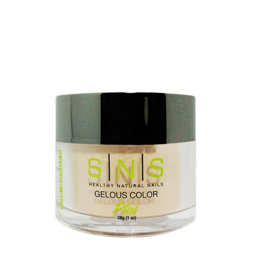 SNS Gelous Dipping Powder, NC09, Nude Neutral Collection, 1oz KK0724