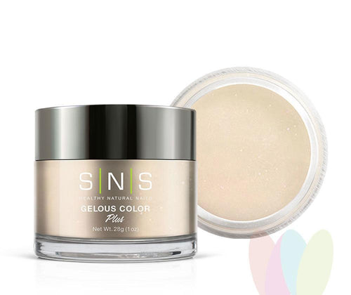 SNS Gelous Dipping Powder, NC26, Nude Neutral Collection, 1oz KK0724