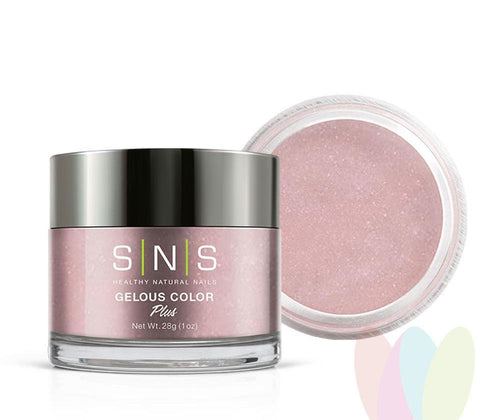 SNS Gelous Dipping Powder, NC27, Nude Neutral Collection, 1oz KK0724