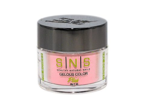 SNS Gelous Dipping Powder, NOS006, Nude On Spring 2018 Collection, 1oz KK1220