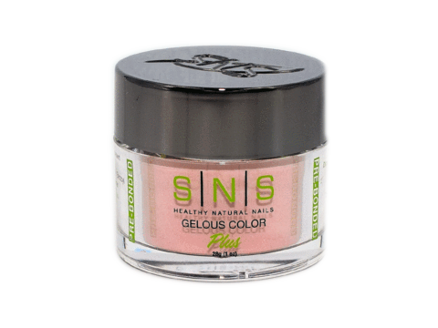 SNS Gelous Dipping Powder, NOS007, Nude On Spring 2018 Collection, 1oz KK1220
