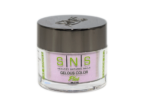 SNS Gelous Dipping Powder, NOS008, Nude On Spring 2018 Collection, 1oz KK1220