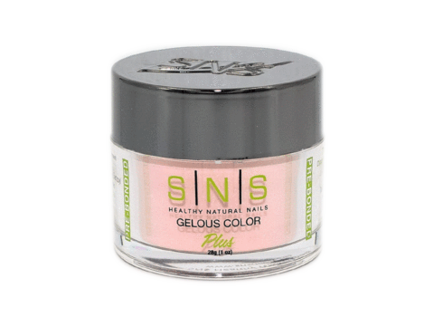 SNS Gelous Dipping Powder, NOS014, Nude On Spring 2018 Collection, 1oz KK1220