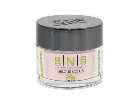 SNS Gelous Dipping Powder, NOS015, Nude On Spring 2018 Collection, 1oz KK1220