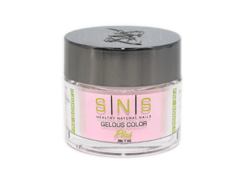 SNS Gelous Dipping Powder, NOS020, Nude On Spring 2018 Collection, 1oz KK1220