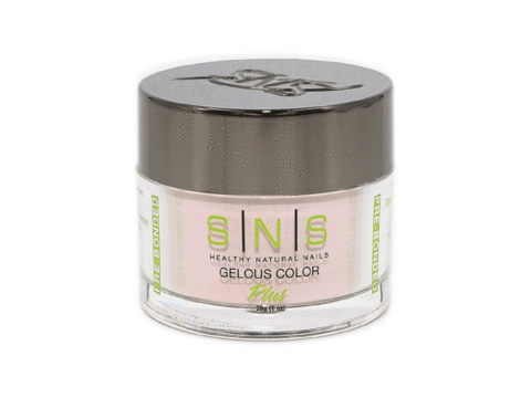 SNS Gelous Dipping Powder, NOS022, Nude On Spring 2018 Collection, 1oz KK1220