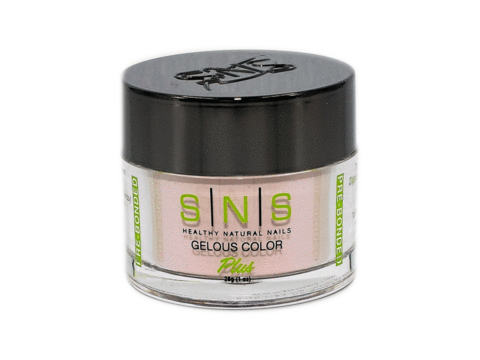 SNS Gelous Dipping Powder, NOS024, Nude On Spring 2018 Collection, 1oz KK1220