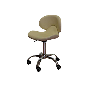 Cre8tion Nail Technician Chair, Cappucino, 29035 BB KK (NOT Included Shipping Charge)