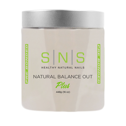 SNS Dipping Powder, 07, NATURAL BALANCE OUT, 16oz KK1107