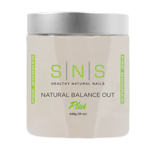 SNS Dipping Powder, 07, NATURAL BALANCE OUT, 16oz, 18pcs/case OK0118VD