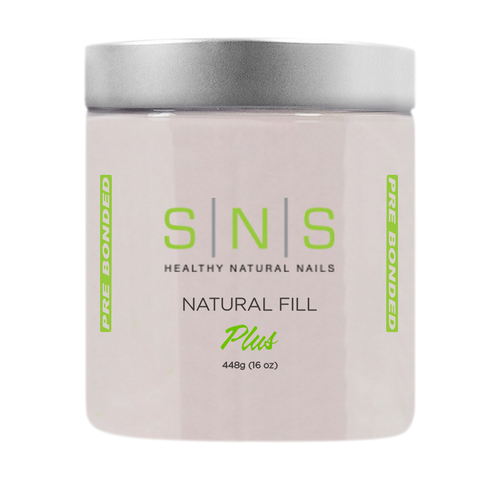 SNS Dipping Powder, 06, NATURAL FILL, 16oz KK1107