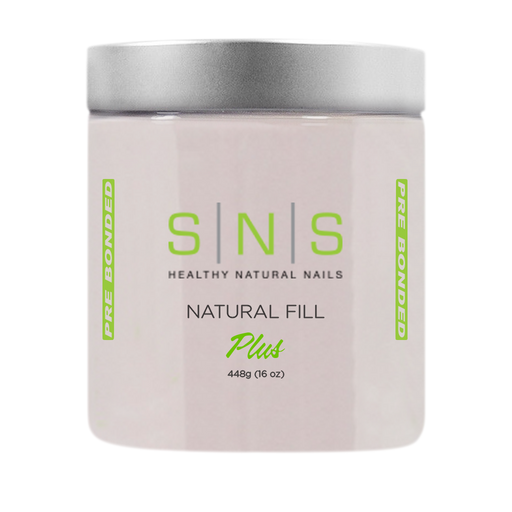 SNS Dipping Powder, 06, NATURAL FILL, 16oz, 18pcs/case OK0118VD