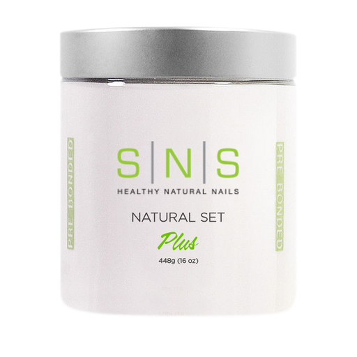 SNS Dipping Powder, 05, NATURAL SET, 16oz, 18pcs/case OK0118VD