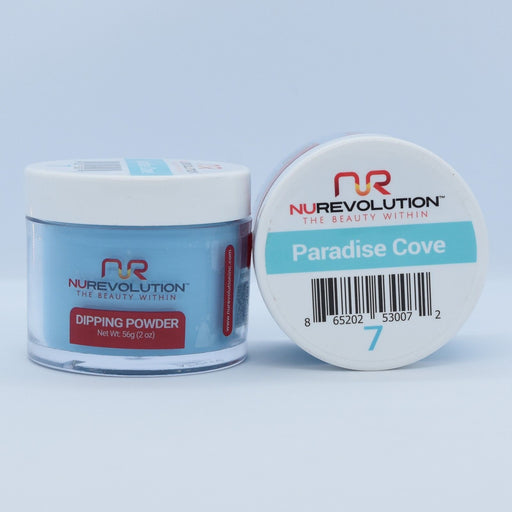 NuRevolution Dipping Powder, 007, Paradise Cove, 2oz OK0502VD