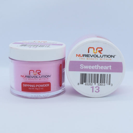NuRevolution Dipping Powder, 013, Sweetheart, 2oz OK0502VD